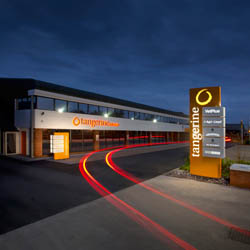 Tangerine Group Head Office Retouching